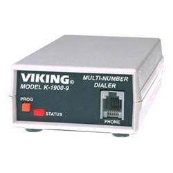 AC Power Single or Multi-Number Dialer