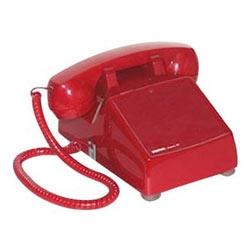 Red Hot-Line Desk Phone avec une mémoire Non Volatile, Field Programmable