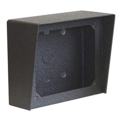 Black Surface Mount Box for K-1700-3 and K-1705-3