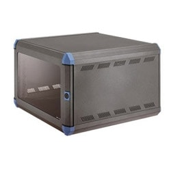 """9U WALL MOUNTED CABINET       WITRACK 19"""" D500              FIX SIDE PANELS"""