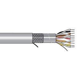 Xtra-Guard-Performance-Cable, Xtra-Guard-1, 19 Pair, 24 AWG, SupraShield Premium Foil Braid, 300 V, PVC Jacket, SR-PVC Insulation, 0.519 Jacket Diameter, 0.063 Jacket Thickness, 7/32 Stranding