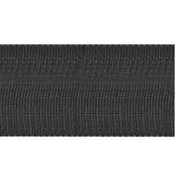 Câbles de FIT - manches, tressée PET, 500 FT, noir