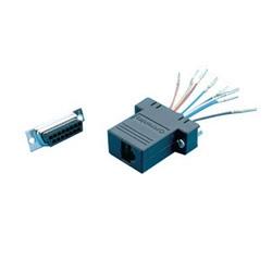 Data Adapter Kit, DB15/F to RJ45 Keyed
