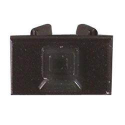 Couleur Snap-in icône (données), paquet de 100, noir