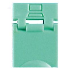Volets de désignation couleur protéger tout en marquant la prise de paquet de données 100