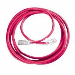 Clarity 5E Premium Category 5e Modular Patch Cord, Red, 5', Category 5e, Four-pair UTP Stranded 24 AWG PVC/CM