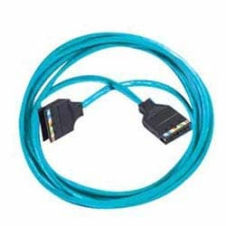 Clarity 6 110/110 Patch Cord, Category 6, 7', Blue