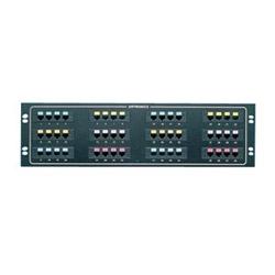 Mod 6/Telco panneau, 48-port quad / 3,4 / F50