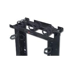 Arrêtoirs de canal pour Rs-Cnl & Rs-Cnl3, noir