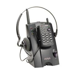 Cordless for 6400, 7400 & 8400 series phones. Includes dial-pad and offers remote answer and hang-up with LHL10. No LHL10 required when used on headset port of 64xxD+M phones.