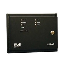 Six zone/input dual functionality controller; LC-KIT's NOT included, requires 24V AC/V DC