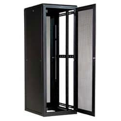 "E Series Enclosure, 84""H x 29""W x 36"", 44 RMU, RoHS, Black, Advantage White, or Nitro Blue"