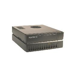 16-channel Hybrid NVR, 4 TB, 16 Analog, 8 IP, 480 fps, IPS A-Series, Desktop