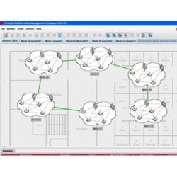 3000-9000-ELE-10 HOTVIEW PRO MESH MGMT SOFTWARE, ELECTRONICLICENSE PAR 10 NŒUDS