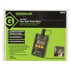 Meter, Fiber Optic Power (560Xl)
