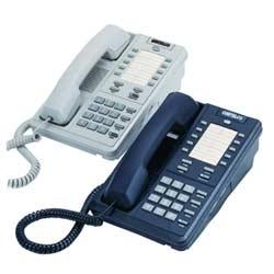 Cortelco patriote mémoire téléphone avec contrôle du Volume en noir