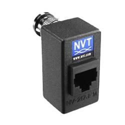 1 canal UTP émetteur-récepteur vidéo passif RJ45