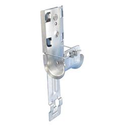 CATHP-TS J-crochet de fixation avec Clip T-grille
