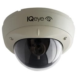 ALLIANCE-MX H.264 SD480P EXTERIOR DAY/NIGHT VANDAL DOME CAMERA, DAY/NIGHT