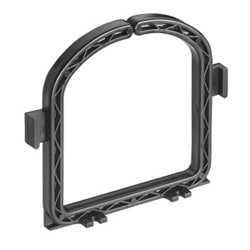 CABLE MANAGEMENT RING, USE W/ GIGABIX SYSTEM, NXXCBMR