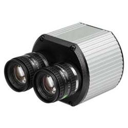 3/1,3 mégapixel MJPEG DayNight double capteur couleur + caméra B&W, 2048 x 1536 / 1280 x 1024
