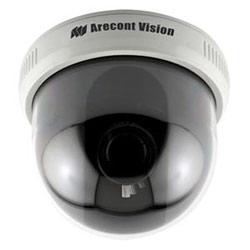 1,3 mégapixels de, 42 images/seconde, lentille de 3,3 à 12 mm, H.264/MJPEG, Surface Mount dôme IP caméra