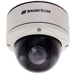 All-in-One H.264 MegaDome caméra avec Focus distance, 5 Megapixel jour/nuit, 14 images/seconde, distance Zoom et 3-9 mm F1,2 auto-iris, dôme caméra IP