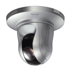 Caméra PTZ intérieure de H.264 HD (1280 x 960) avec Simple D/N, 18 x zoom optique, 36 x zoom supplémentaire avec une résolution VGA, Flip panoramique automatique
