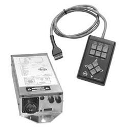 Variables vitesse Coaxitron récepteur/RS422 Compatible pour une utilisation avec héritage série Pan et Tilt. Contrôles Standard panoramique/inclinaison, zoom, caméra et fonctions accessoires. Utilisation avec fixation murale LWM41. jusqu'à 64 stations préréglées. 120 V AC Input
