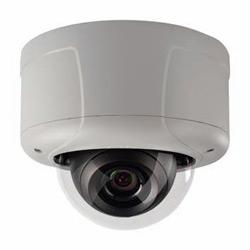 SarixTM étendu réseau de plate-forme robuste environnement caméra dôme fixée, 2,1 MP, jour/nuit, aucune lentille, Dôme, objet Video Security Suite Plus