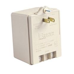 Camera Power Supply for 24 V AC Cameras, 120 V AC to 24 V AC (Class 2), 20 V AC