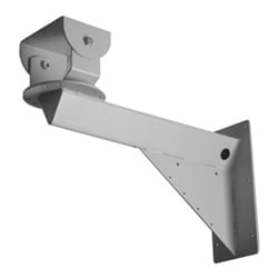 Extra Heavy-duty Wall Mount for use with Pan/Tilts And/Or Enclosures. Maximum Load up to 300 lb.