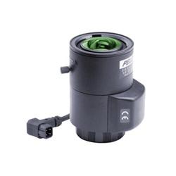 Lentille, 1/3. Format, IR-corrigé, Vari-focale Zoom, 7,5-50 mm Auto Iris, Direct Drive, Manuel Focus et Zoom, F1,3-360, monture CS