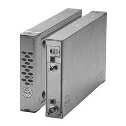 Miniature Single 10-bit Digital Video Transmitter Multimode ST Connector
