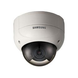 """Caméra à dôme analogique IR vandale, 1/3"""" CCD, 600TVL, Vari-focal objectif 2,8 à 10mm, vrai D/N, 24V AC/12V DC, IP66"""