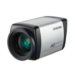 Caméra Box de Zoom analogique, 1/4. Super HAD CCD IT, 600 lignes de TV, vrai jour/nuit ICR, 37 x Zoom optique, SSNR III, HLC, 24 V AC/12 V DC