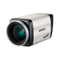 "Zoom analogique Caméra Box, 1/4"" CCD, 600TVL, Zoom optique 37 x 3,5-129,5 mm, WDR, vrai D/N, 24V AC/12V DC"