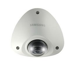 Caméra réseau dôme plat Vandal, 1,3MP, HD(720p), fixe 3 mm Lens, H.264/MJPEG/MPEG4, 12 V DC/PoE