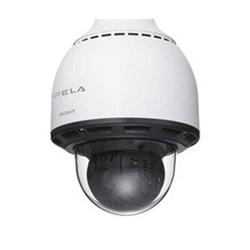 Réseau rapide dôme caméra extérieure, Triple flux JPEG/MPEG-4/H.264 et Zoom optique 36 x