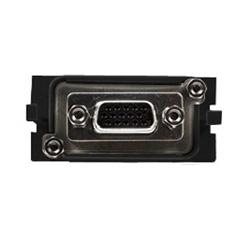 Adaptateur, M30FP VGA, noir