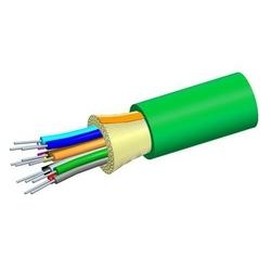 Câble de distribution plénum, 6 fibres unitaires
