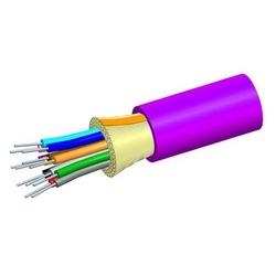 Plénum Distribution câble 4 fibres unitaires