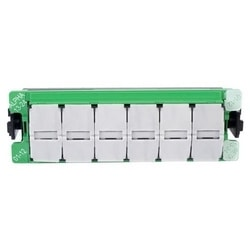 SYSTIMAX 360 Distribution Panel 24 LC Apc, Teraspeed Green