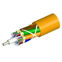 Plenum Distribution Cable, 96 fiber multi-unit with 12 fiber subunits