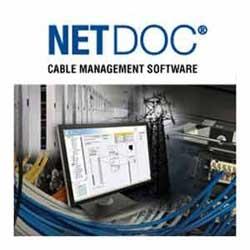 NetDoc3 réseau Documentation logiciel de gestion de câble (abonnement 5-utilisateur)