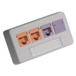 Panneaux - MDVO adaptateur de meubles modulaires, Port 4