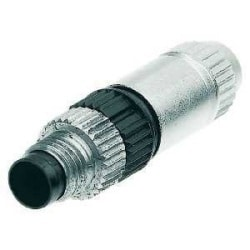 Harax Sensor Male: Circular Connector with Harax M 8 / 4-po