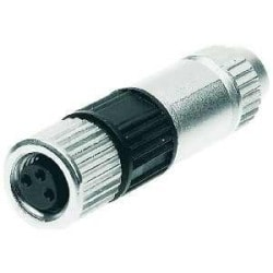 Harax Sensor Female: Circular Connector with Harax M 8 / 4-po