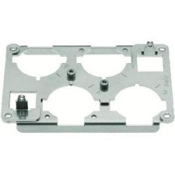 Han HPR Accessories: Han 48HPR frame for 4X650A female