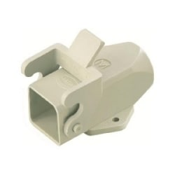 Han A Housings: Han A Base Surface Thermoplastic M20